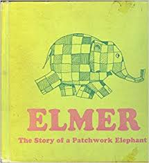 Elmer The Patchwork Elephant Story - in buy elmer the story of a patchwork elephant book