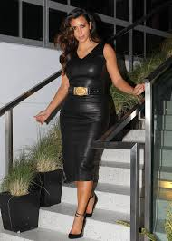 leather dress leather dress fashion stylebistro