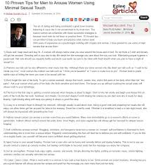 What Do Women Want In Bed Michael John Nuccitelli Dr Nucc Ipredator Kiwi Farms