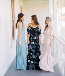 bridesmaid dresses near me gws x show me your mumu bridesmaid dress collection floral