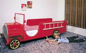 Fire Engine Bed Fire Truck Bed Design Dazzle