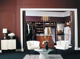 How To Make A Closet With Curtains 10 Ways To Get The Walk In Closet Of Your Dreams Hgtv U0027s