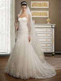 Beautiful Wedding Dresses Beautiful Lace Wedding Dress Collection In Glamor Looks By Novi Amor Jpg