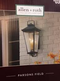 Allen And Roth Light Fixtures by 100 Lowes No Motion Sensor Has Matching Hanging Lights Allen