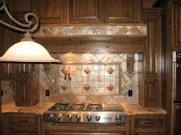Best Copper Penny Tile Backsplash Photos Home Decorating Ideas - Copper tile backsplash