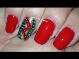 204 best thanksgiving christmas u0026 winter nail art video