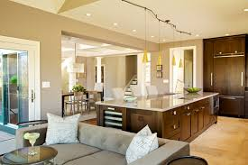 Home Designs Open Floor Plans Ideas Gallery House Plans