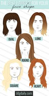 haircut based on your shape mane event the best haircut for different face shapes contours