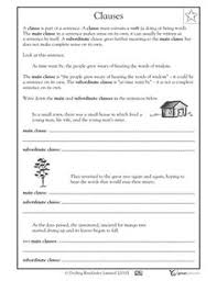 4th grade reading writing worksheets new words make a