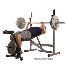 Weight Bench Olympic Body Champ Olympic Weight Bench 2 Piece
