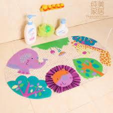Bathtub Mat For Babies Buy Pvc Non Slip Cartoon Bath Mats Shell Bathroom Suction Cup Baby