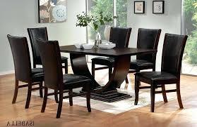 contemporary black dining room sets contemporary dining room sets mattadam co