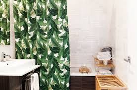 amazing design palm leaf curtains cool wayfair curtains ideas