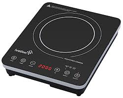 Small Cooktops Electric Nutrichef Ceramic Cooktop Electric Countertop Glass Burner Cooker