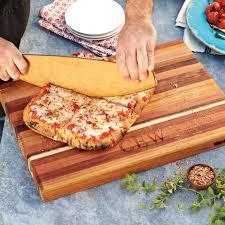 personalized pizza cutter epicurean pizza cutter williams sonoma