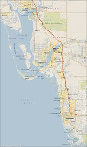 Florida Map Cities Southwest Florida Map Deboomfotografie