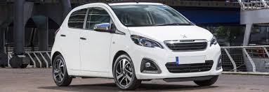 lease a peugeot the best cars under 100 per month carwow