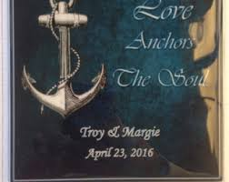 Quot Love Anchors The Soul - love anchor quote etsy