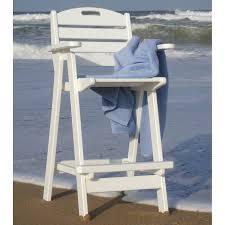 Recycled Plastic Furniture Polywood Nautical Recycled Plastic Bar Stool Hayneedle
