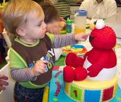marco and baby elmo cake this is the birthday boy playing u2026 flickr