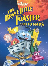 The Brave Toaster The Brave Little Toaster Goes To Mars Dvd English 1998 Best Buy