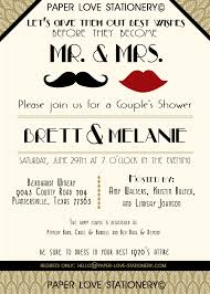 couples shower invitations etsy great gatsby invitation 1920 u0027s bridal shower invitation art