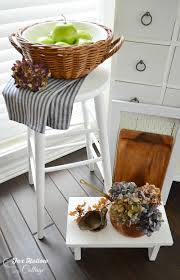 Americana Decor Chalky Finish Paint Lace by Everlasting Love A White Paint Makeover Fox Hollow Cottage