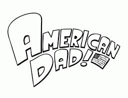 american dad coloring pages pertaining to inspire in coloring page