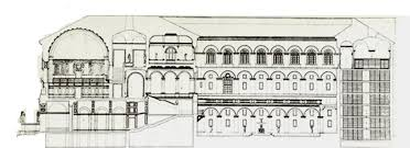 Public Library Floor Plan by Boston Public Library Mckim Mead U0026 White Tek I Che
