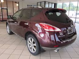 nissan murano trunk space 2014 used nissan murano awd 4dr le at landers ford serving little