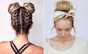 Einfache Frisuren by Einfache Frisuren Für Heiße Sommertage At
