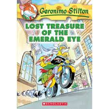 lost treasure of the emerald eye geronimo stilton 1