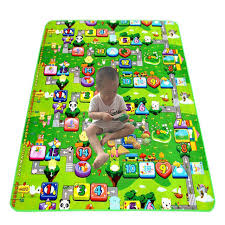 Kid Play Rug Waterproof Children Play Mat Picnic Mat Baby Mat