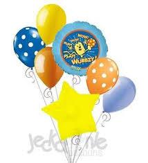 wow wow wubbzy play balloon bouquet u2013 jeckaroonie balloons
