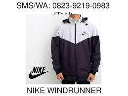 Jual Jaket Nike Parasut 0823 9219 0983 tsel jual jaket nike parasut