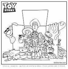 toy story 1 coloring pages alltoys