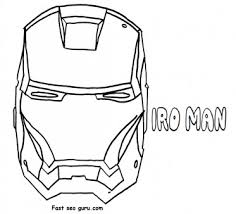 9 best images of iron man mask cut out iron man mask print out