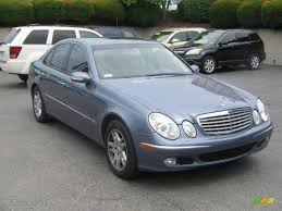 Mercedes Benz E 2003 2003 Platinum Blue Metallic Mercedes Benz E 320 Sedan 32898318