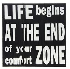 Signage For Comfort Rooms Why Life Begins At The End Of Your Comfort Zone Goodblink