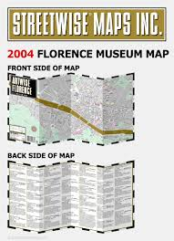 Large Florence Maps For Free by Artwise Florence Museum Map Laminated Museum Map Of Florence