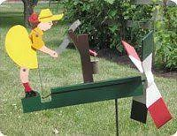 whirligig full size woodcraft patterns and supplies crafts