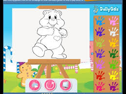 care bear coloring pages kids care bear coloring pages