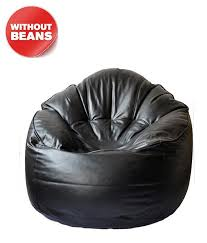bean bag cover in black xxxl buy bean bag cover in black