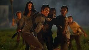 the maze runner film the maze runner film review hollywood reporter