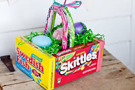 basket easter diy edible easter egg basket the krazy coupon