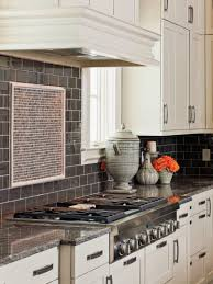 black subway tile kitchen backsplash kitchen kitchen black granite with subway tile thick grout