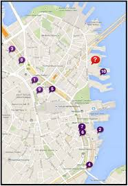 Map Of Boston Harbor by Preserve Boston U0027s Waterfront U2013 Studying Waterfront Development