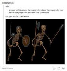 Skeleton Meme - 16 skeleton memes that are 2 spooky 4 u collegehumor post