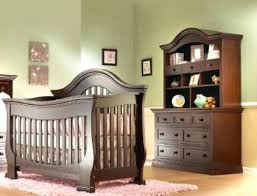 convertible crib bedroom sets kids baby bedroom ideas with rectangle light brown wood convertible