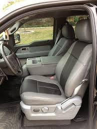 2010 ford f150 seat covers 2009 2014 f150 clazzio leather seat covers 7201